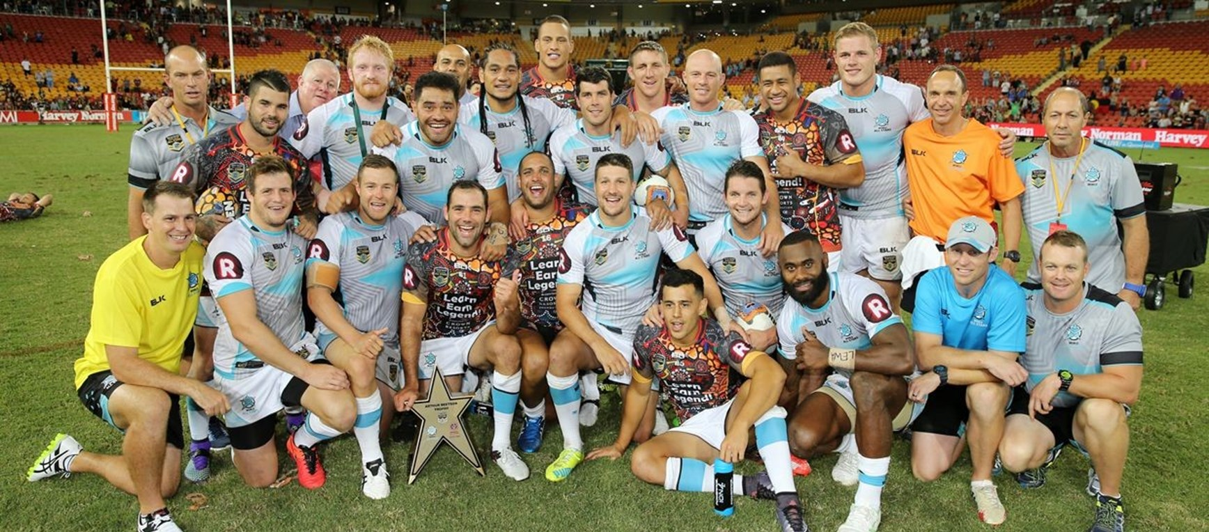 GALLERY: NRL All Stars
