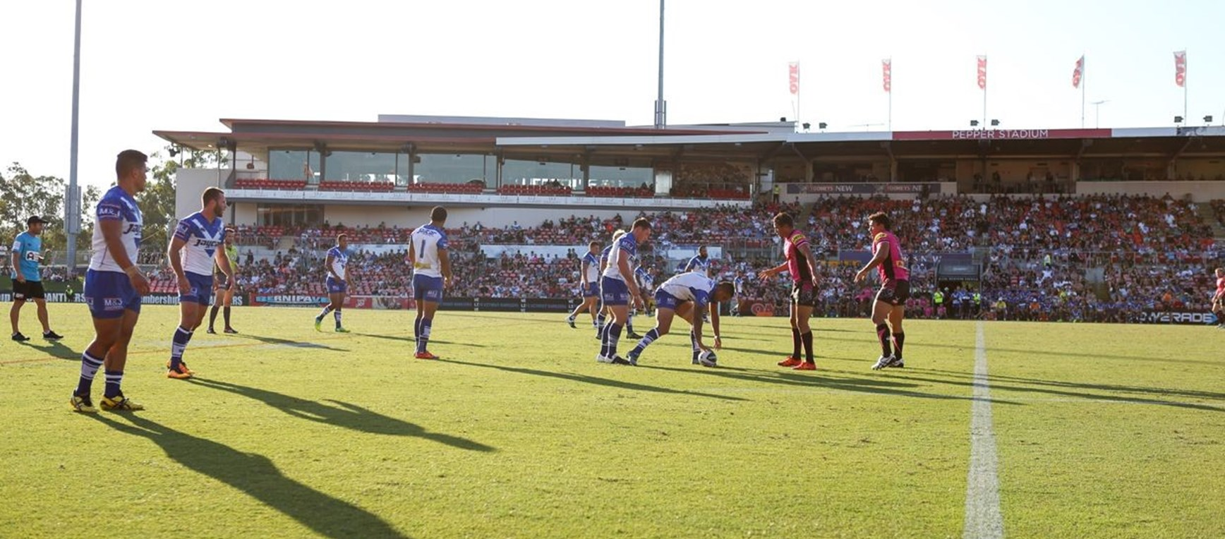 GALLERY: Bulldogs v Panthers