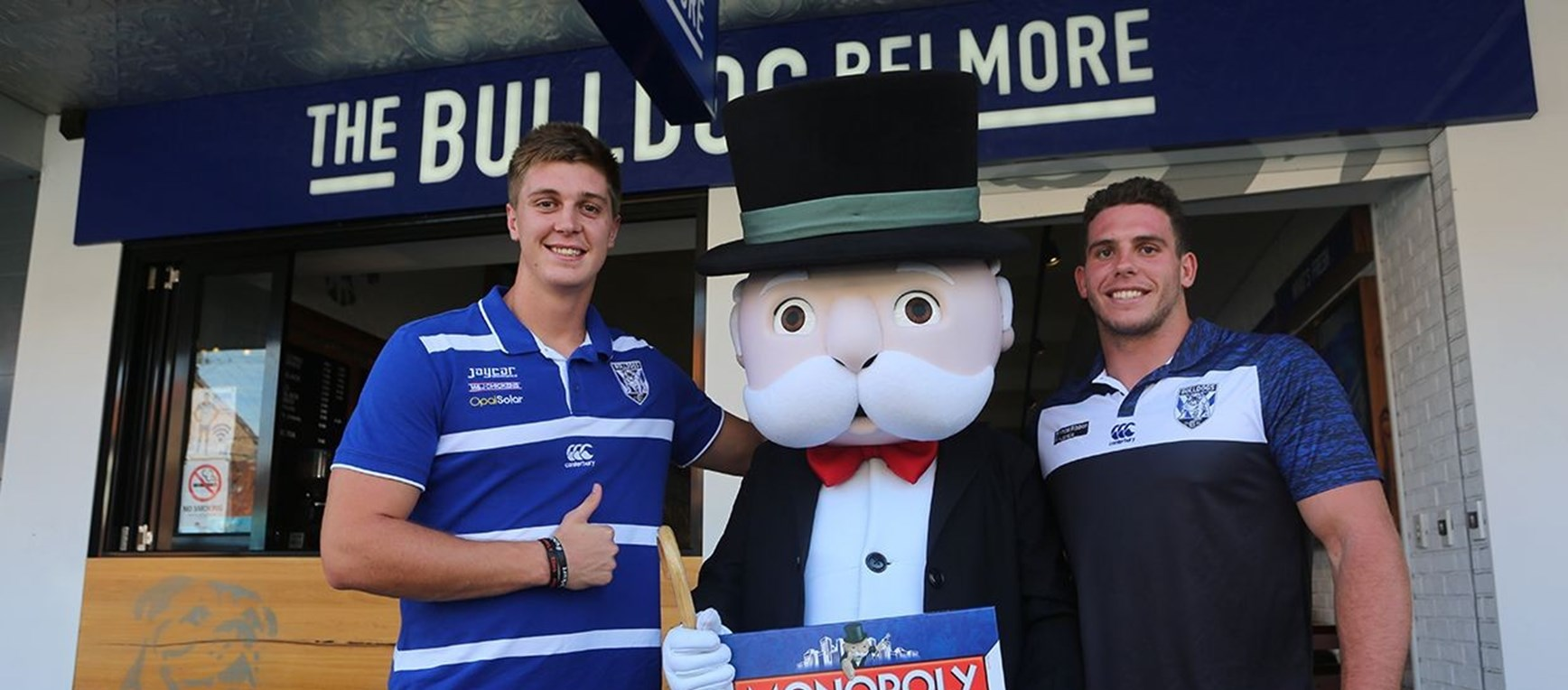 Monopoly Launched at The Bulldog Belmore
