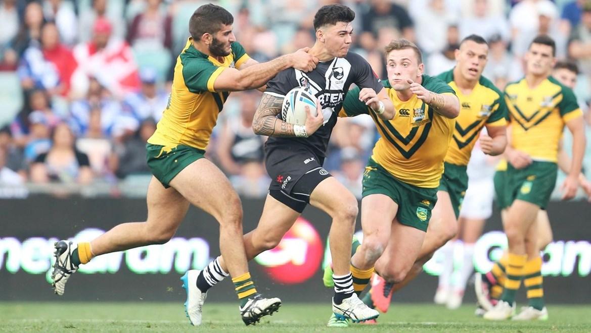 6ec40bb42c0 Junior Kangaroos too good for NZ - Bulldogs