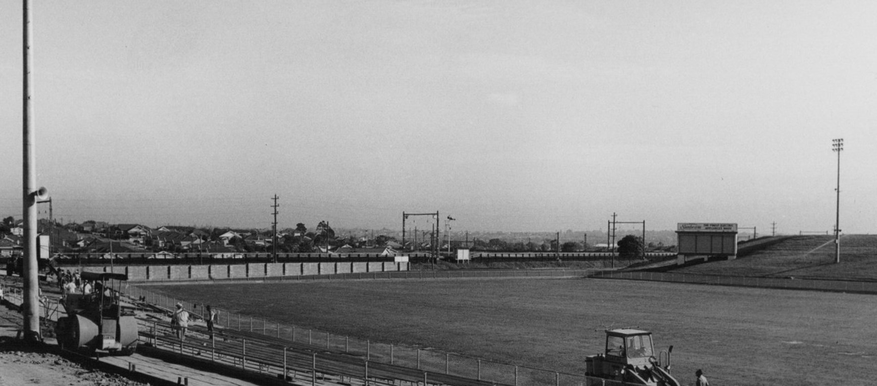 Monday Memories: Belmore Sports Ground