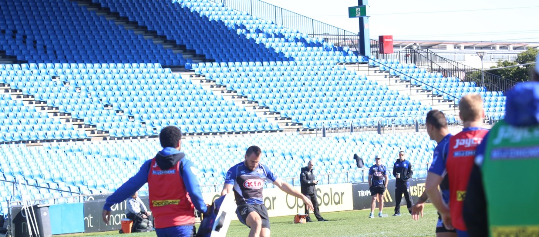 GALELRY: Round 21 Captain's Run