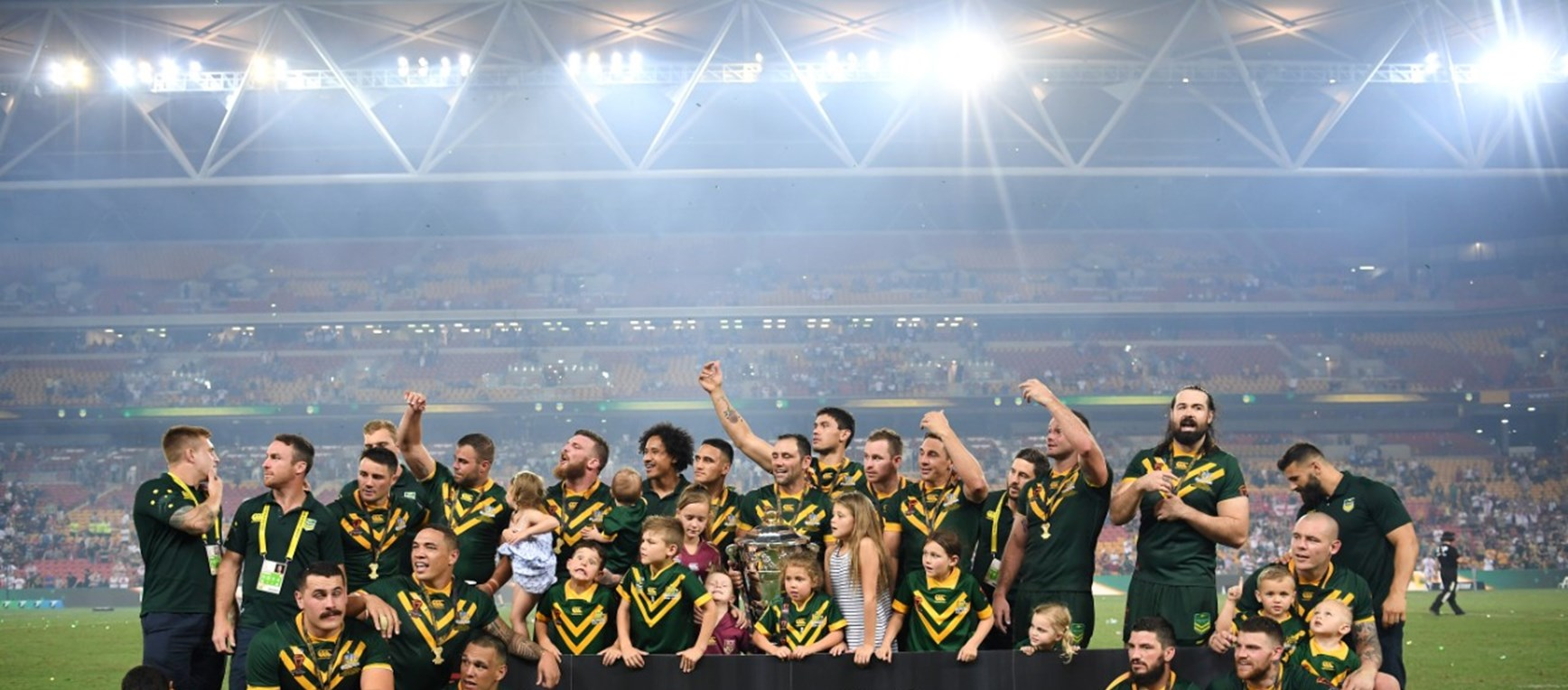 GALLERY- Kangaroos 2017 World Champions