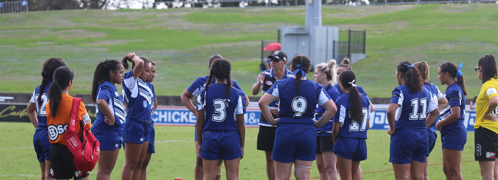 Bulldogs fall to Steelers in Tarsha Gale Cup