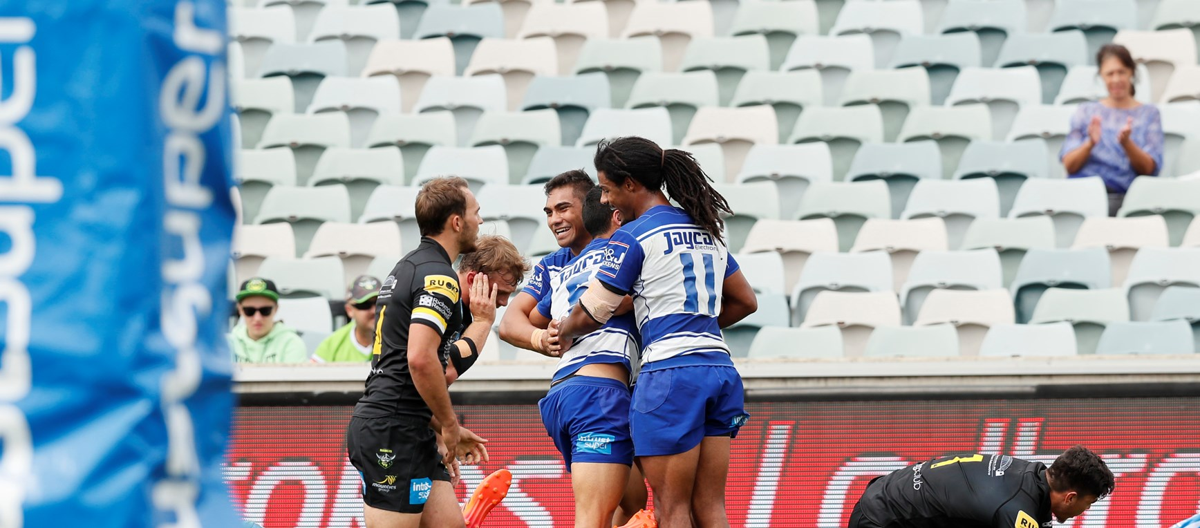 GALLERY| ISP defeat Mounties in Canberra