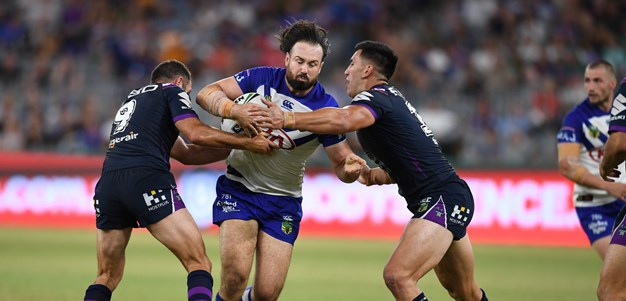 Bulldogs unchanged for vital clash with the Roosters