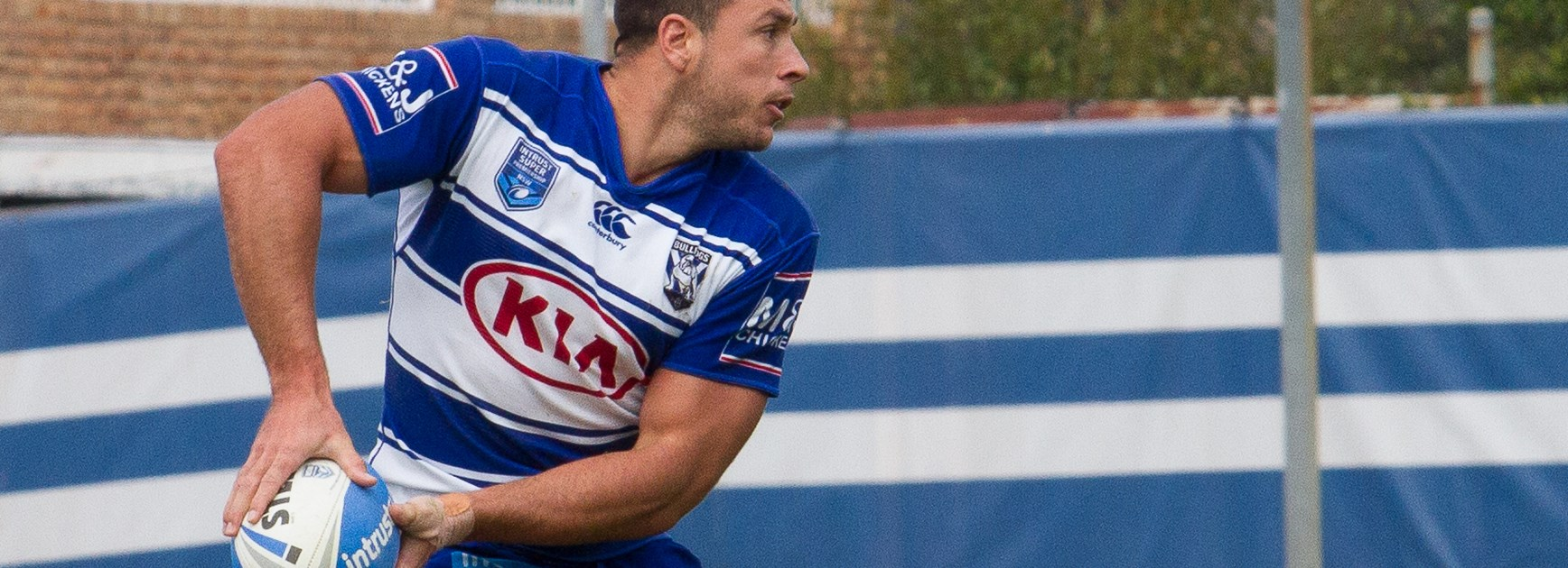Bulldogs defeat Newcastle Knights at North Sydney Oval