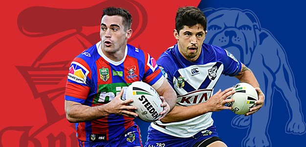 Match Preview: Round 16 Knights v Bulldogs