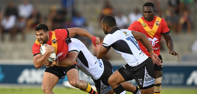 Papua New Guinea v Fiji: Pacific Test Invitational preview