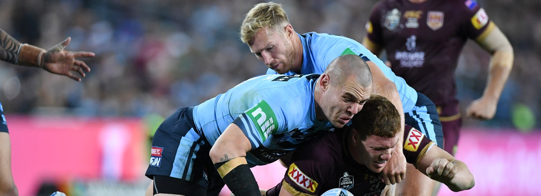Blues player ratings: State of Origin game two