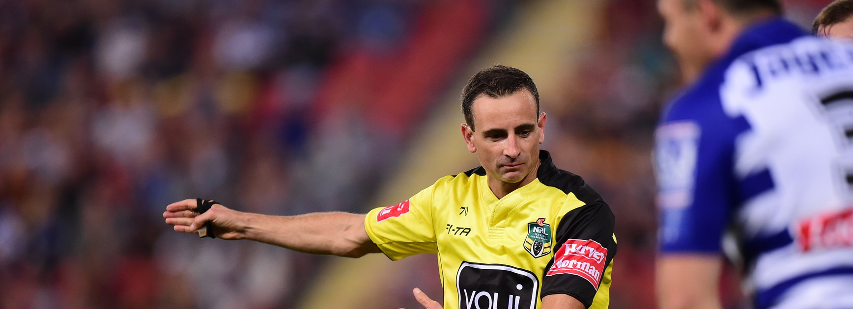 Holden State of Origin II Match Officials