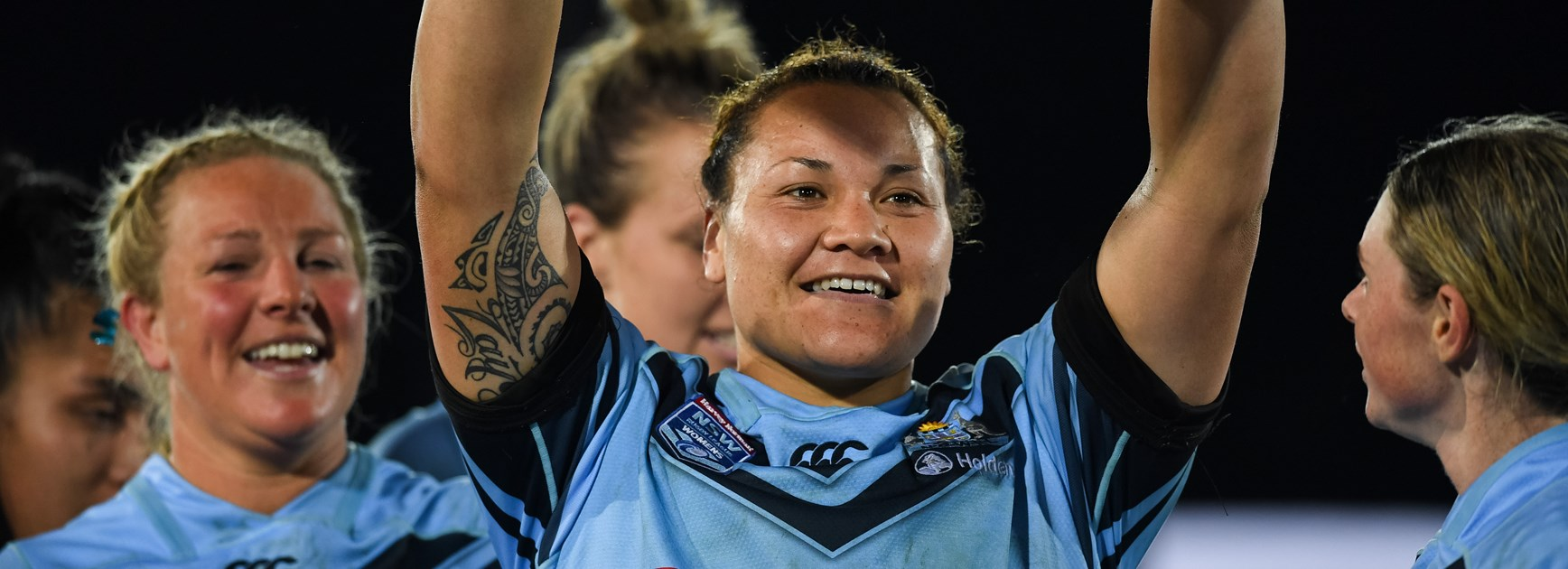 Women's State of Origin- Australian Merit Team Named