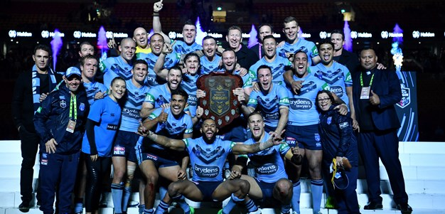 NSW players dominate Kangaroos Origin merit team