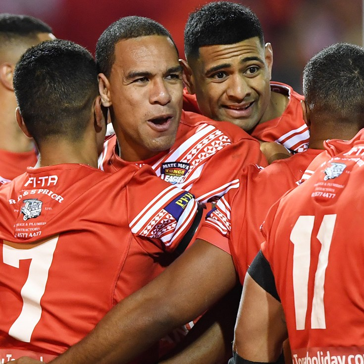 Australia Kangaroos v Mate Ma'a Tonga preview
