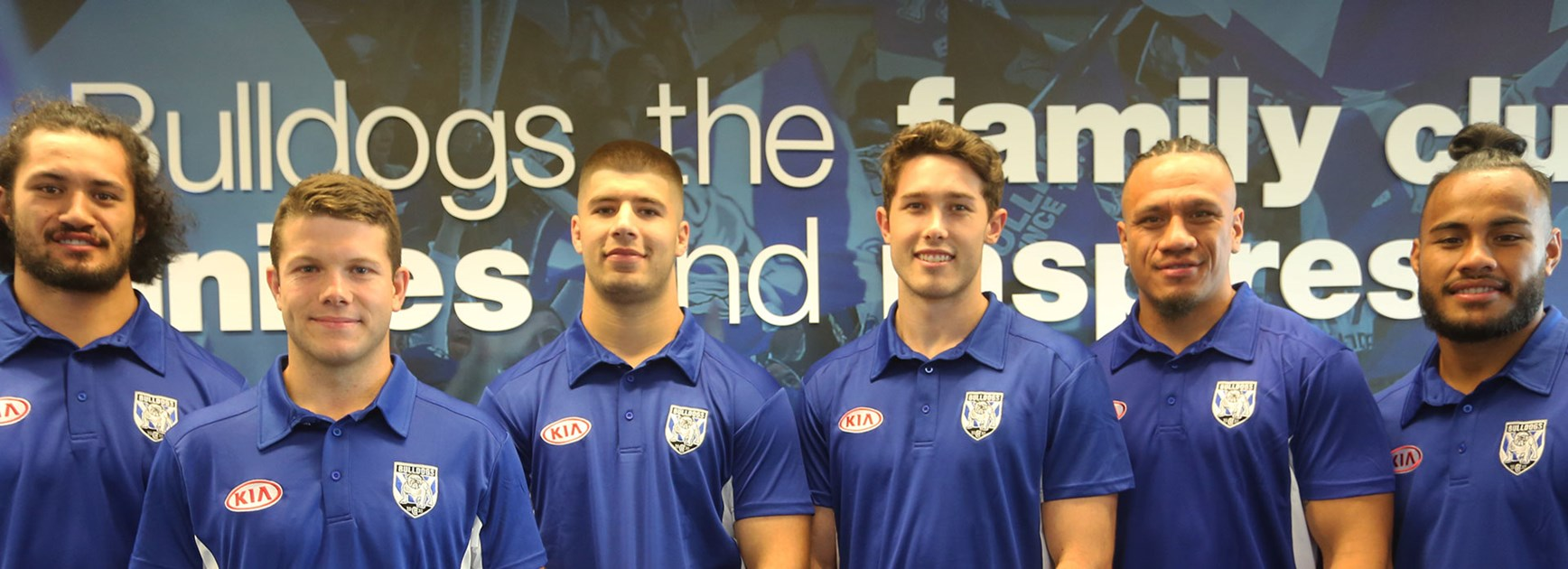 New recruits arrive at Belmore