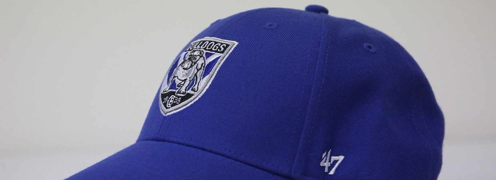 '47 to be the new Official Headwear Partner of the Bulldogs