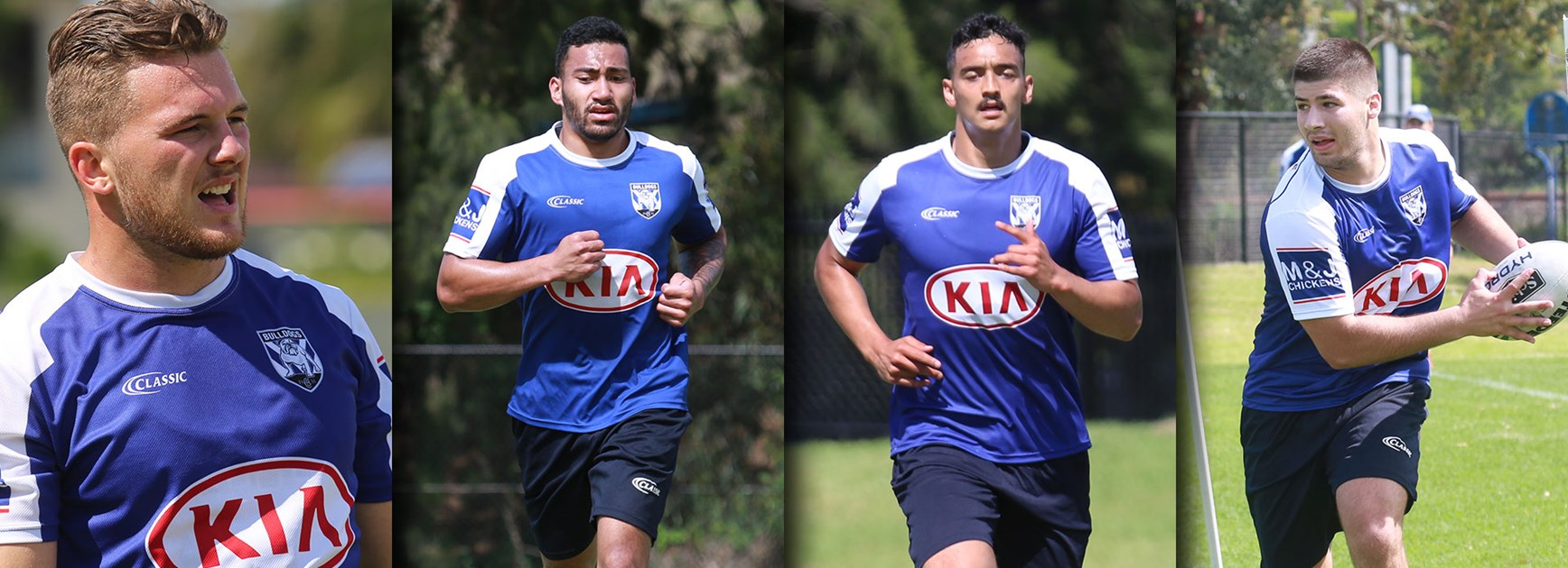 The Canterbury-Bankstown Bulldogs confirm the club's development players for 2019