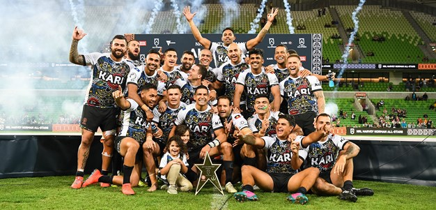 Indigenous All Stars beat Maori All Stars