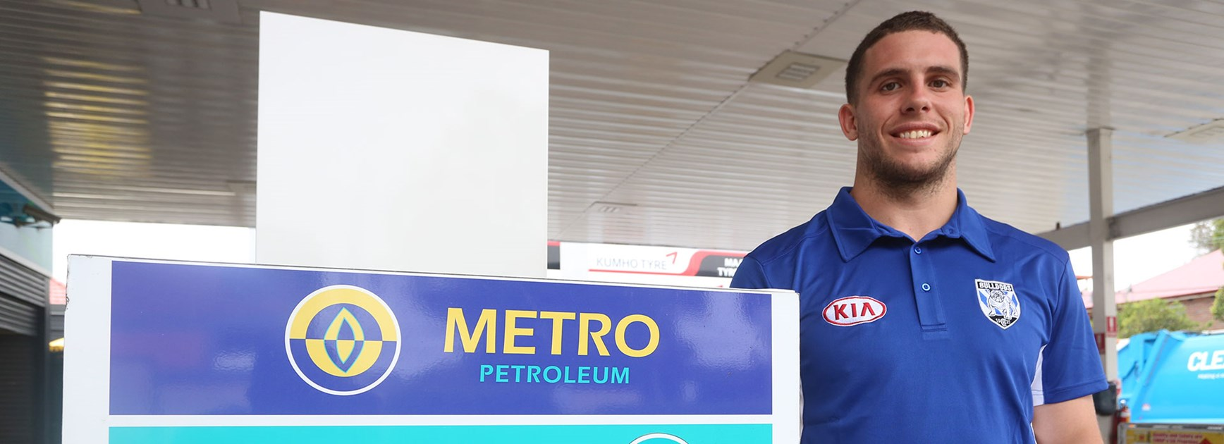 Metro Petroleum Yagoona Player Appearance