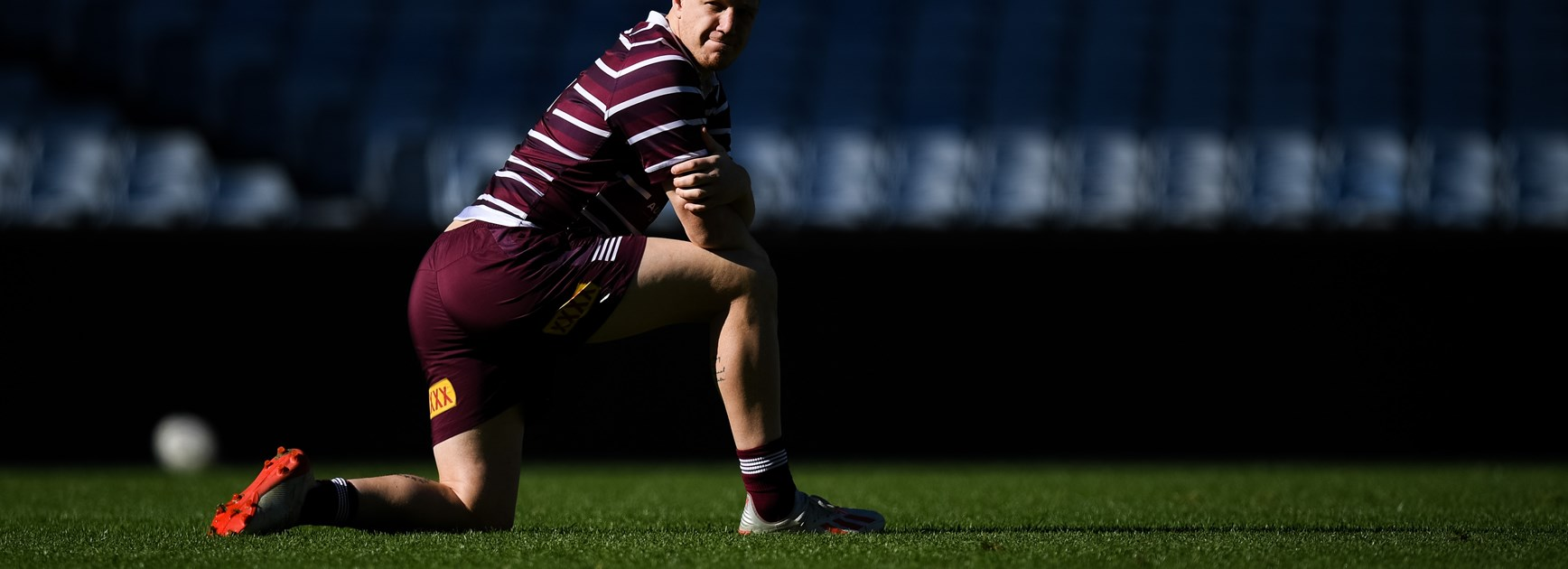 Napa called into QLD Origin camp