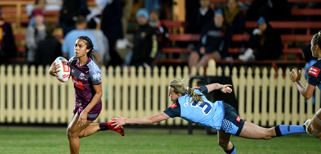 Queensland outmatched by NSW in Under 18s