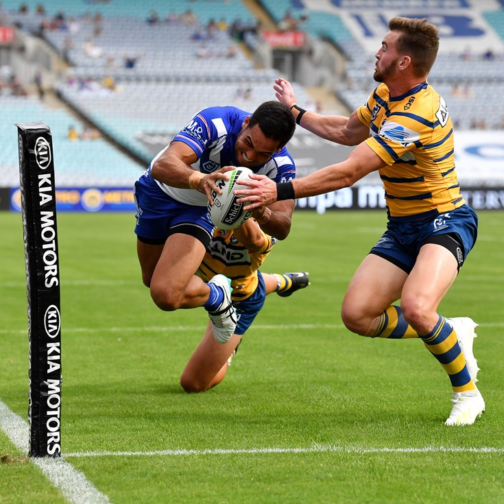 GALLERY: Round 2 v Eels