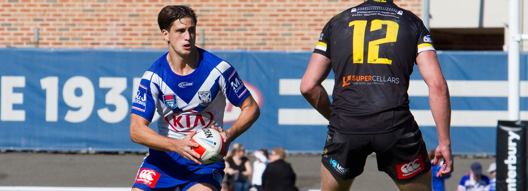 Round 12 Canterbury Cup Team News