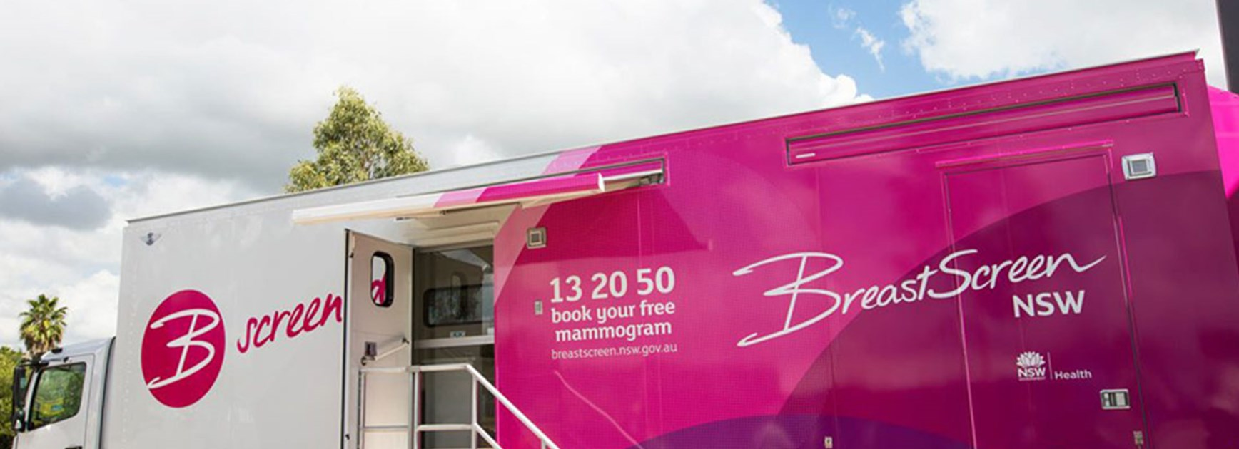 BreastScreen NSW truck to be based at Belmore