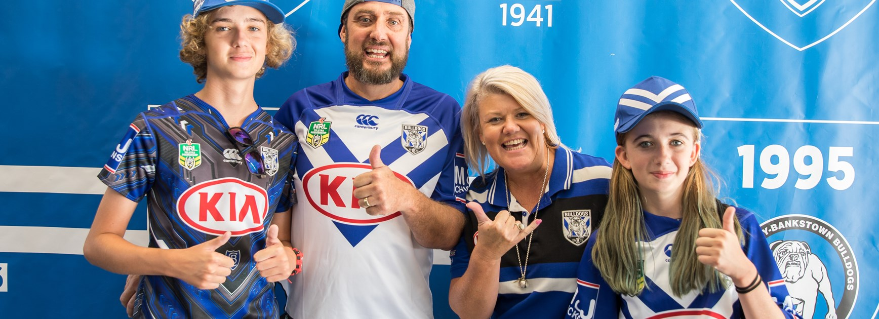 Bulldogs members and fans WIN with all-new food and beverage prices at ANZ Stadium
