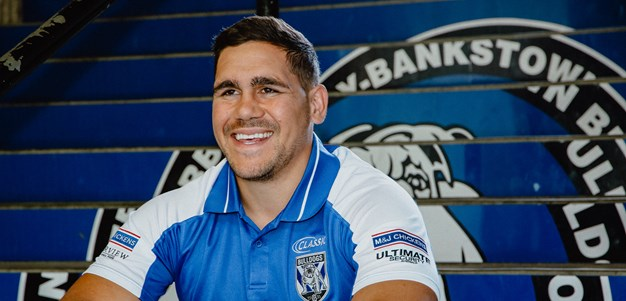Chris Smith re-signs with the Bulldogs until the end of 2021