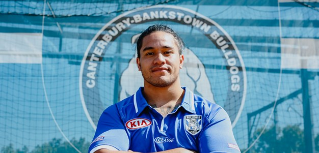 Renouf To'omaga extends time at Belmore to end of 2021
