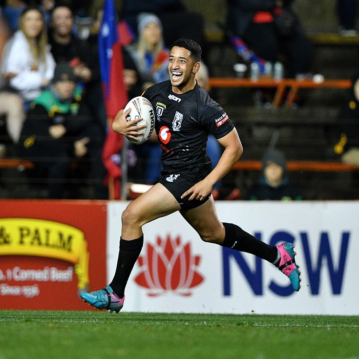 Wakeham named for Fiji's clash with PNG