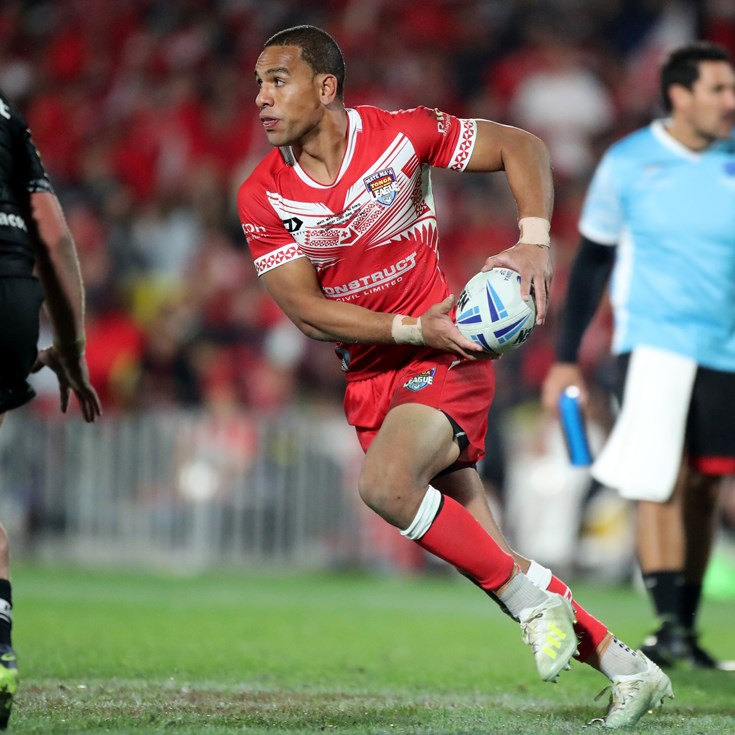 Tonga Invitational v Kangaroos preview