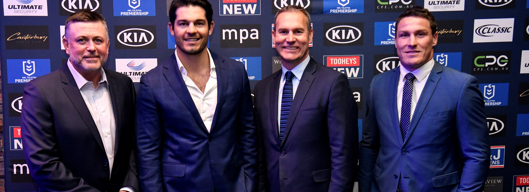 Kia to become the Bulldogs Principal Community Partner for the next three years