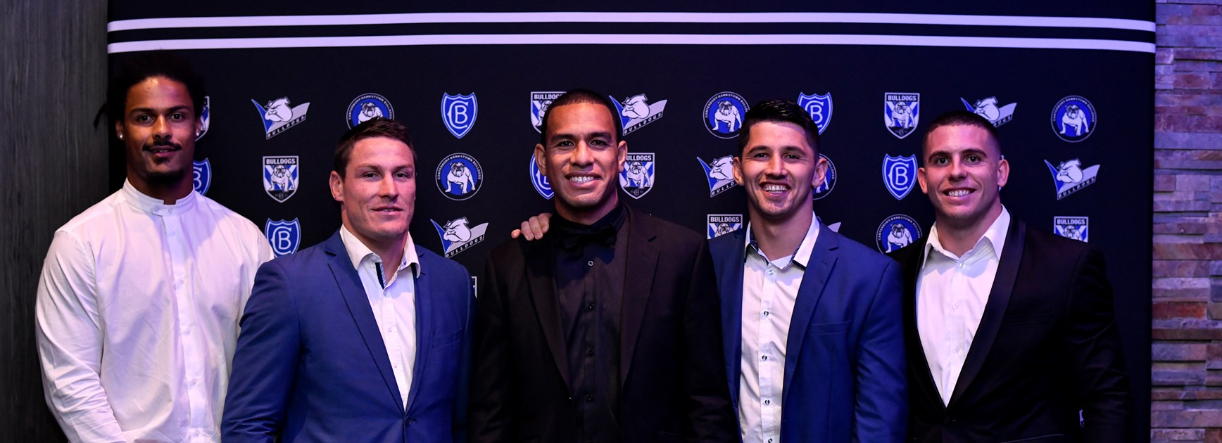 Will Hopoate claims Dr George Peponis Bulldogs Player of the Year
