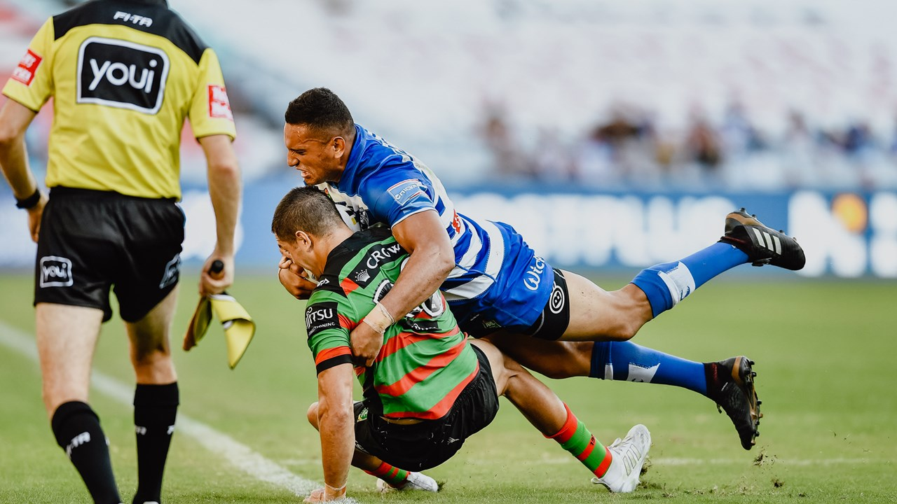 Bulldogs And Rabbitohs Good Friday History Bulldogs