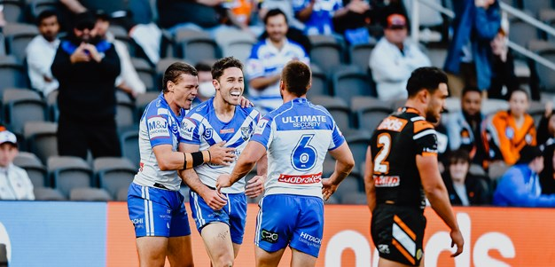 Round 14 Extended Highlights: Wests Tigers v Bulldogs