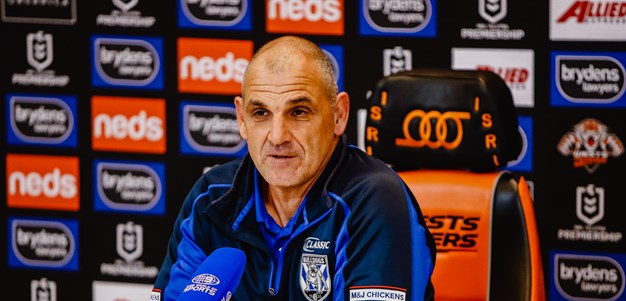 Press Conference: Round 14 v Wests Tigers