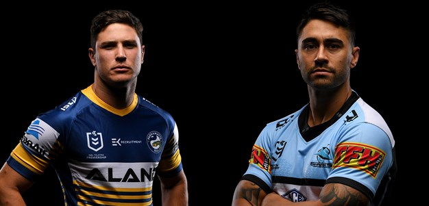 Eels and Sharks Nines squads headlined by Moses and Johnson