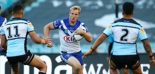 Bulldogs to tackle Sharks in PNG