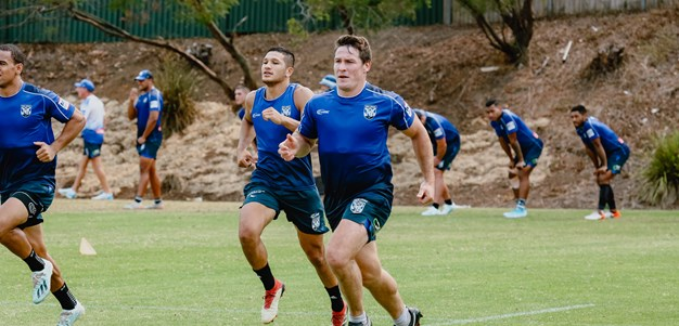 Injury Update: Jackson, Holland and To'omaga return to full training