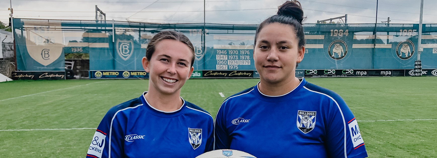 Two Bulldogs named in Women's All Stars teams