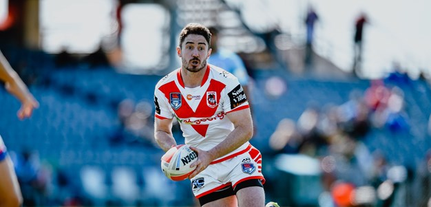 Rookie half named in Dragons line-up