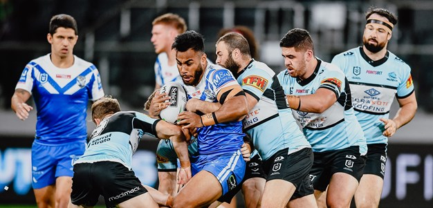 Match Highlights: Round 6 vs Sharks