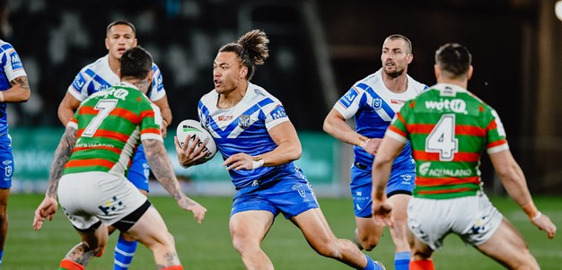 Bulldogs effort not enough to down Rabbitohs