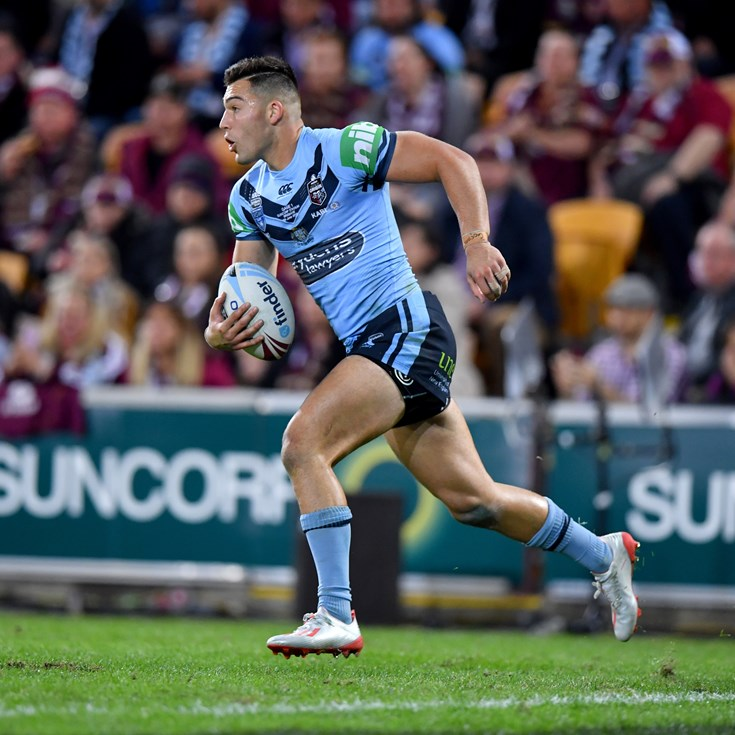 Ranking the Blues backs candidates for 2020 Origin