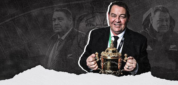 Former All Blacks Coach Steve Hansen announced Bulldogs High Performance Consultant