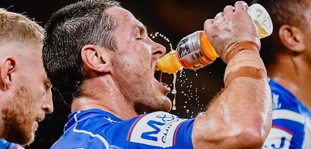 Bulldogs to stay hydrated until 2024