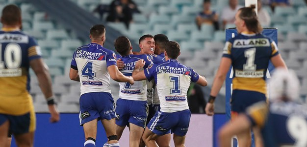 Round 8 Extended Highlights: Bulldogs v Eels