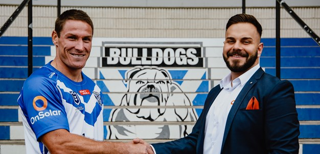 OnSolar partner with the Bulldogs as their new sleeve sponsor